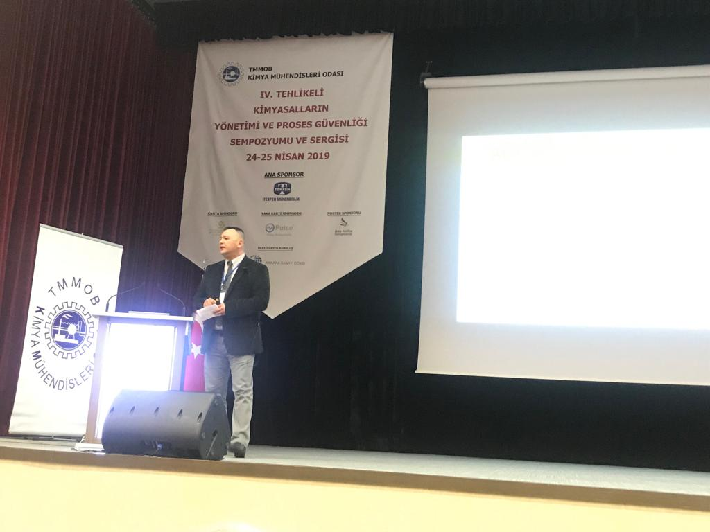 KMO Tehlikeli Kimyasalların Yönetimi ve Proses Güvenliği Sempozyumu
